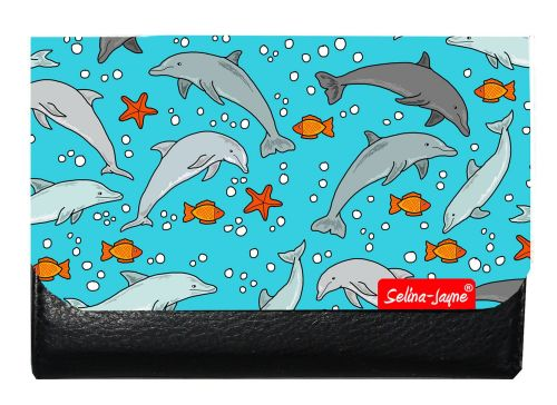 Selina-Jayne Dolphins Limited Edition Designer Small Purse